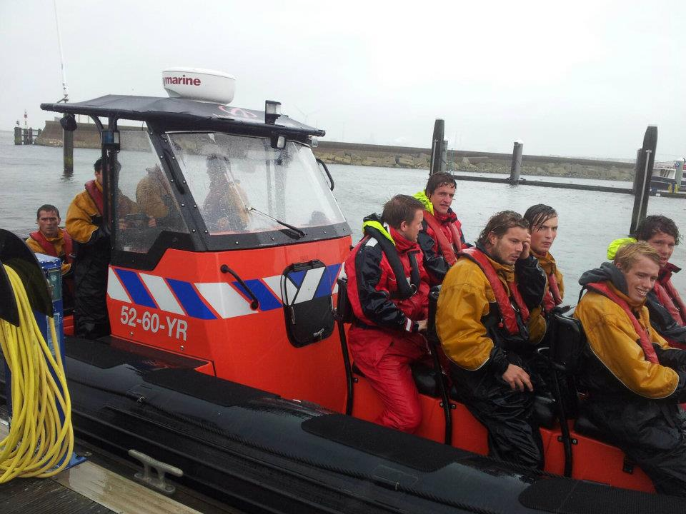 Powerboat varen by Lasergame Outdoor
