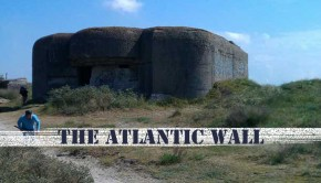 lasergame bunkers Atlantic Wall
