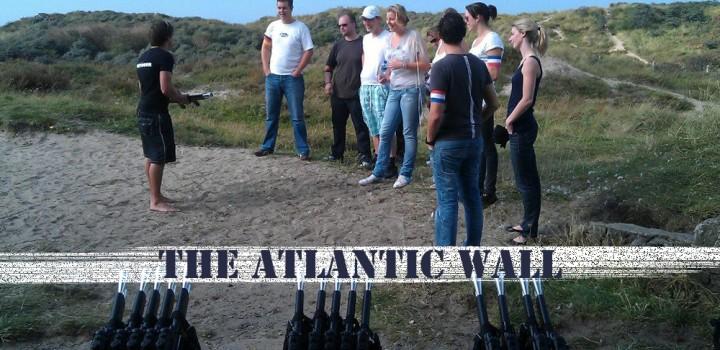 Lasergamen IJmuiden Atlantic Wall